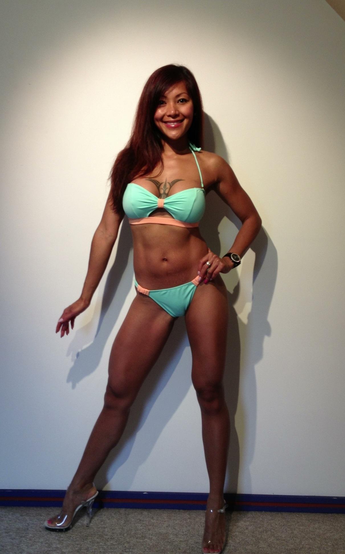 Bikini Fitness Model | Driven Fitness | 1211 x 1942 jpeg 393kB